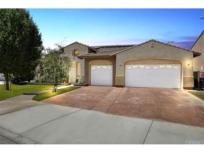 Lancaster Single Family Home For Sale: 4813 West Avenue J1