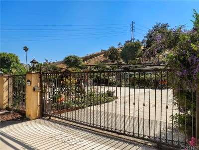 Los Angeles County Single Family Home For Sale: 10307 Johanna Avenue