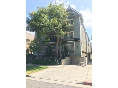 Santa Monica Condo/Townhouse For Sale: 1138 12th Street #8