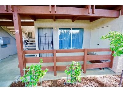 Lancaster Condo/Townhouse For Sale: 2040 West Avenue J13 #29