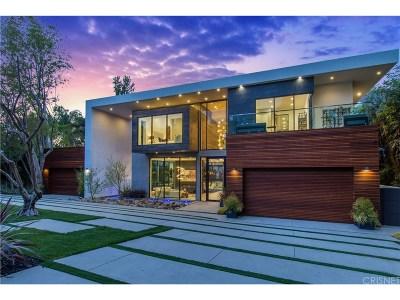 Encino Single Family Home For Sale: 16033 Valley Vista Boulevard