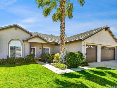 Lancaster Single Family Home For Sale: 42132 Quail Creek Drive