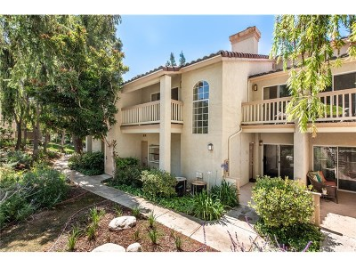 Oak Park Condo/Townhouse For Sale: 5717 Tascosa Court #106