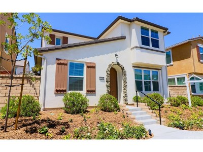 Valencia Single Family Home For Sale: 24285 Verdugo Circle