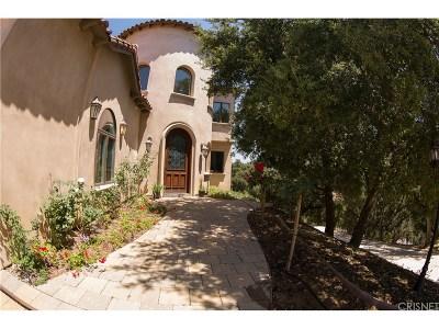 Calabasas Rental For Rent: 3889 Old Topanga Canyon Road