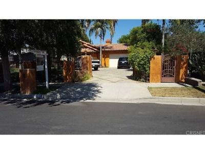 Encino Rental For Rent: 5136 Woodley Avenue