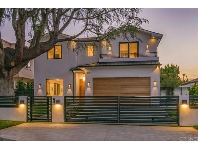 Encino Single Family Home For Sale: 5123 Rubio Avenue