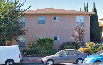 Residential Income For Sale: 3523 South Sepulveda Boulevard