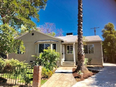 Encino Single Family Home For Sale: 17566 Hatteras Street