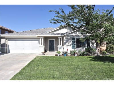 Lancaster Single Family Home For Sale: 43318 22nd Street