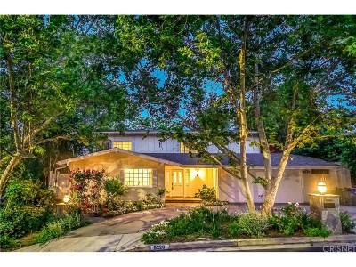 Tarzana Rental For Rent: 5220 Melvin Avenue