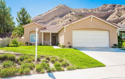 Canyon Country Single Family Home For Sale: 30447 Sunrose Place