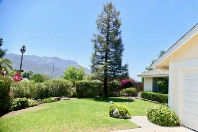 Newbury Park Single Family Home For Sale: 797 Kenmore Circle