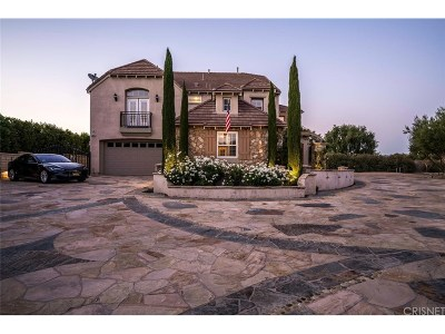 Simi Valley CA Single Family Home For Sale: $1,395,000