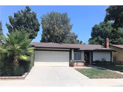 Valencia Single Family Home For Sale: 25862 Ramillo Way