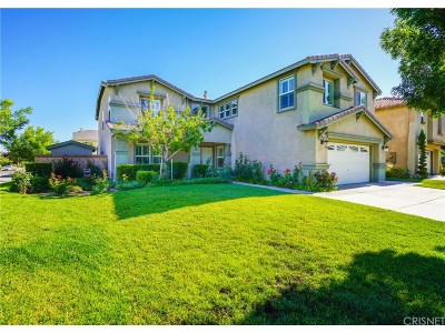 Lancaster Single Family Home For Sale: 2103 West Avenue K7