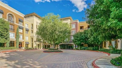 Valencia Condo/Townhouse For Sale: 24505 Town Center Drive #7309