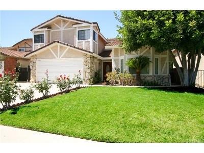 Agoura Hills Single Family Home For Sale: 30034 Rainbow Crest Drive