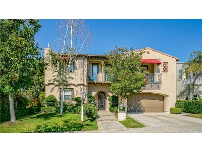Los Angeles County Single Family Home For Sale: 24807 Los Altos Drive
