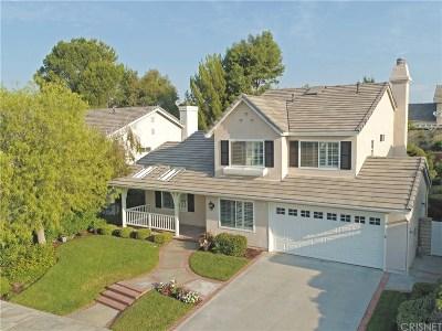 Valencia Single Family Home For Sale: 23427 Berwick Place