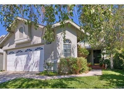 Saugus Single Family Home For Sale: 28724 Magnolia Way