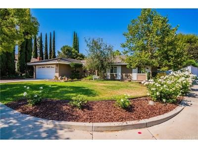 Thousand Oaks Single Family Home For Sale: 263 Ensenada Avenue