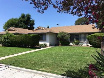 Porter Ranch Single Family Home For Sale: 10827 Reseda Boulevard