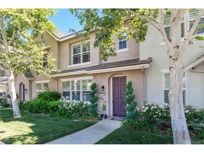Valencia Condo/Townhouse For Sale: 24056 Meadowbrook Lane #149