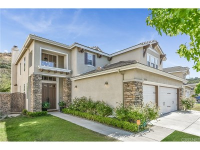Canyon Country Single Family Home For Sale: 18302 Shannon Ridge Place