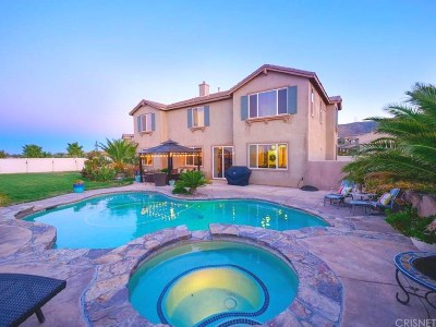Palmdale Single Family Home For Sale: 6711 Penley Drive