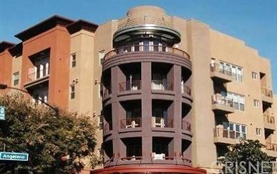 Burbank Condo/Townhouse For Sale: 201 East Angeleno Avenue #133