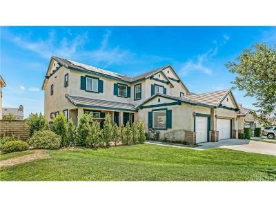 Valencia Single Family Home For Sale: 29364 Las Brisas Road