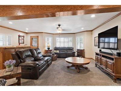 Valencia Single Family Home For Sale: 25623 Bellerive Drive