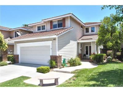 Canyon Country Single Family Home For Sale: 26524 Isabella Parkway