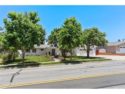 Moorpark Single Family Home For Sale: 13407 Peach Hill Road