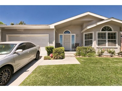 Canyon Country Single Family Home For Sale: 20123 Edgewater Drive