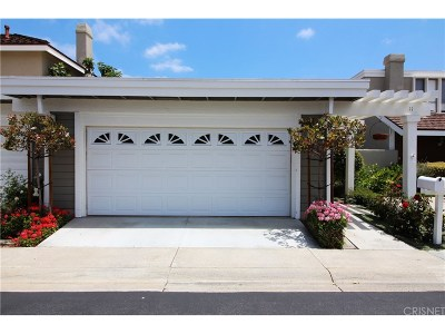 Irvine Single Family Home For Sale: 11 Pebblewood