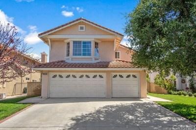 Thousand Oaks Single Family Home For Sale: 1399 Oak Trail Street