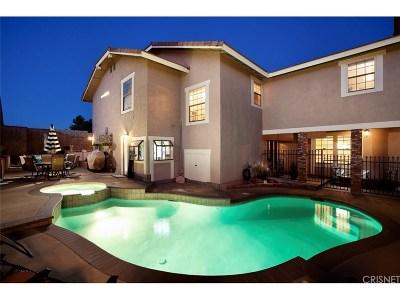 Quartz Hill Single Family Home For Sale: 4750 Columbia Way