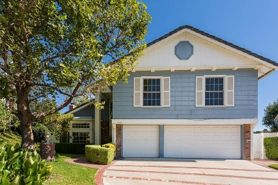 Northridge Single Family Home For Sale: 11916 Laughton Way