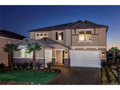 Saugus Single Family Home For Sale: 19183 Bension Drive