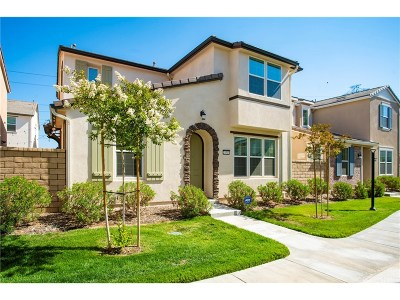 Los Angeles County Condo/Townhouse For Sale: 24313 Verdugo Circle