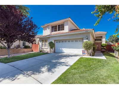 Canyon Country Single Family Home For Sale: 14903 Narcissus Crest Avenue