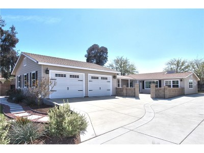 Quartz Hill Single Family Home For Sale: 41437 45th Street West