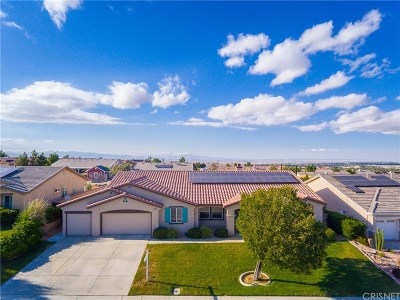 Palmdale Single Family Home For Sale: 5601 Bobbie Avenue