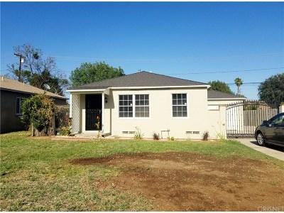 Single Family Home Sold: 740 South Palmetto Avenue