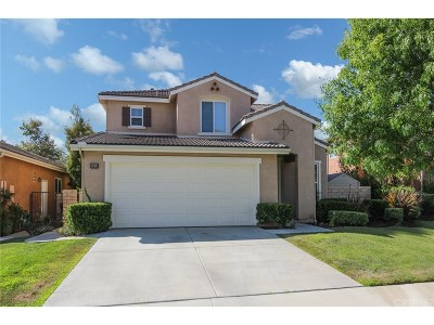 Saugus Single Family Home For Sale: 28253 Maitland Lane