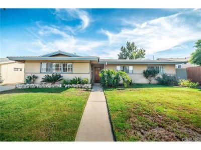 Granada Hills Single Family Home For Sale: 16908 Simonds Street