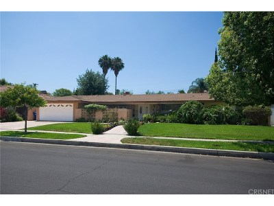 Los Angeles County Single Family Home For Sale: 23520 Berdon Street