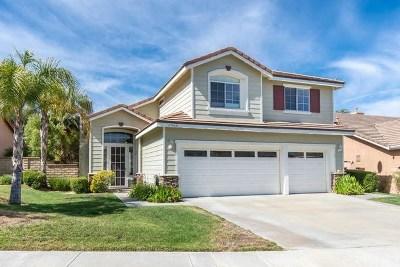 Valencia Single Family Home For Sale: 23608 Falcon Crest Place